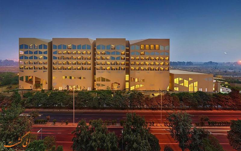 نمای هتل ویوانتا بای تاج دوارکا نیو دهلی