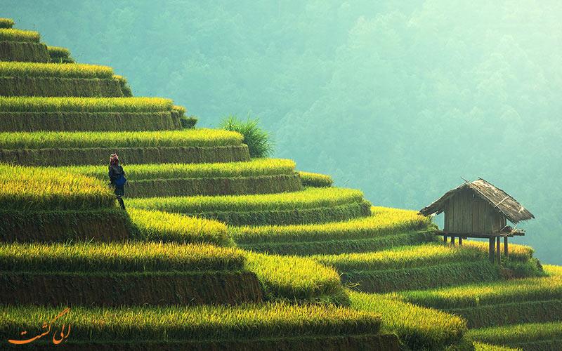 با نکات سفر به شرق آسیا آشنا شوید