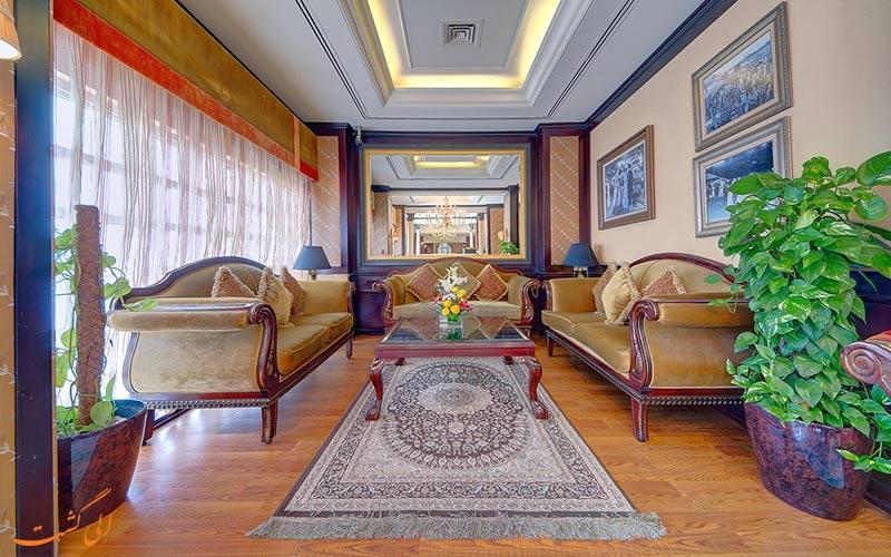 هتل اسکوت دبی