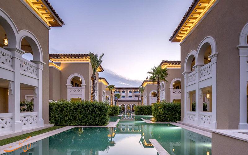 هتل ریکسوس سعدیات آیلند ابوظبی-5 ستاره