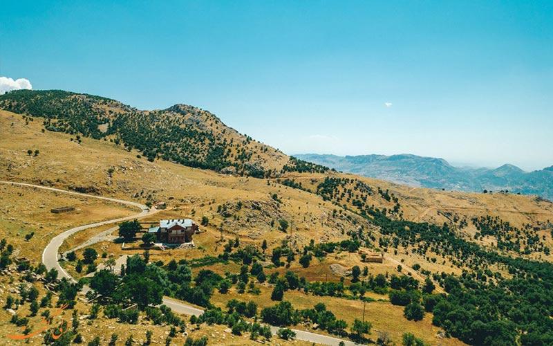پارک ملی کوه نمرود ترکیه