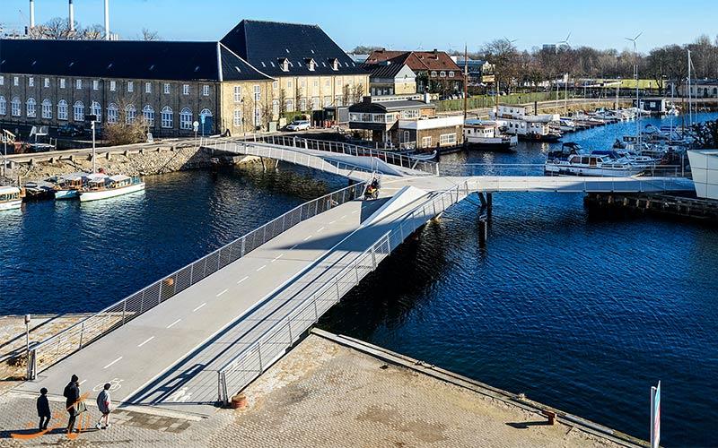 پل باترفلای-پلهای عابر پیاده جهان