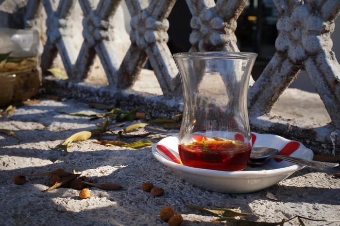 چای ترکی-تفریحات سفر به استانبول