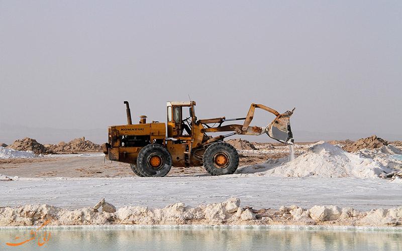 کاربری دریاچه آران و بیدگل
