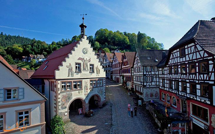 بهترین مقاصد جنوب آلمان