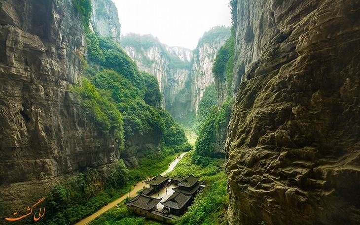 زیباترین پارکهای ملی چین