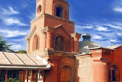 کلیسای کانتور در قزوین