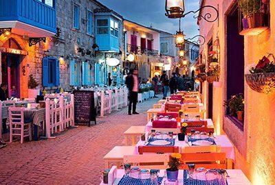 شهر چشمه در ترکیه