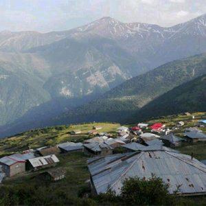 ییلاق آغوزحال در مازندران