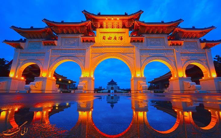 مناطق خاص اداری و شهرداری ها در کشور چین