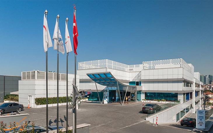 بهترین بیمارستان های استانبول و ترکیه
