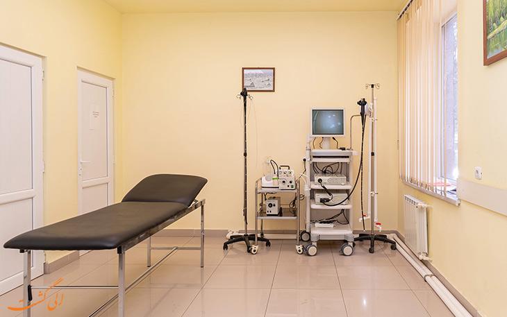 نحوه انتقال و انتخاب بیمارستان های ایروان و مراکز درمانی
