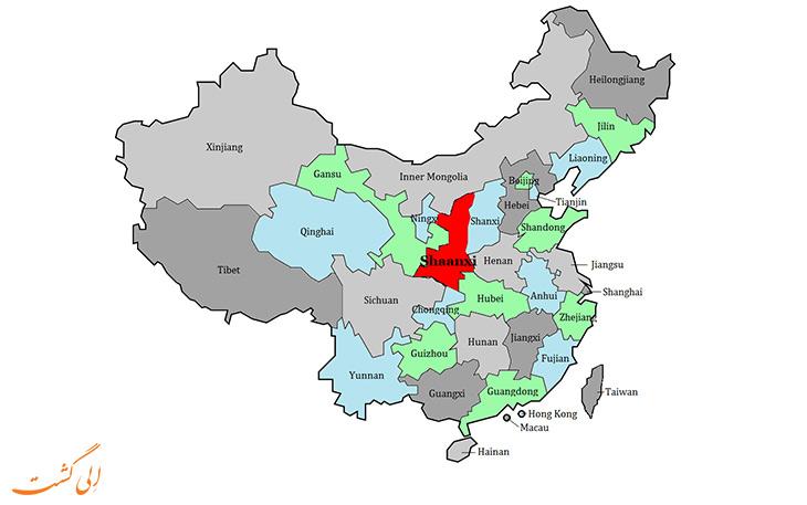 توسعه و گسترش اقتصاد در مناطق مختلف چین