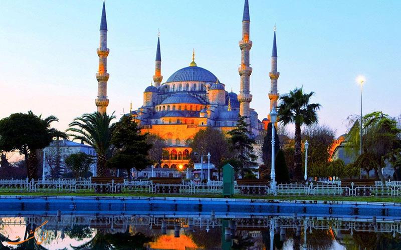 مساجد خیره کننده جهان