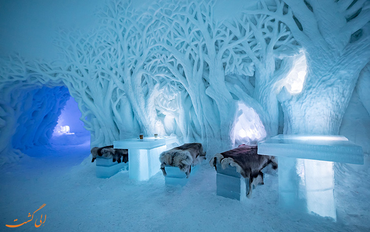 هتل یخی