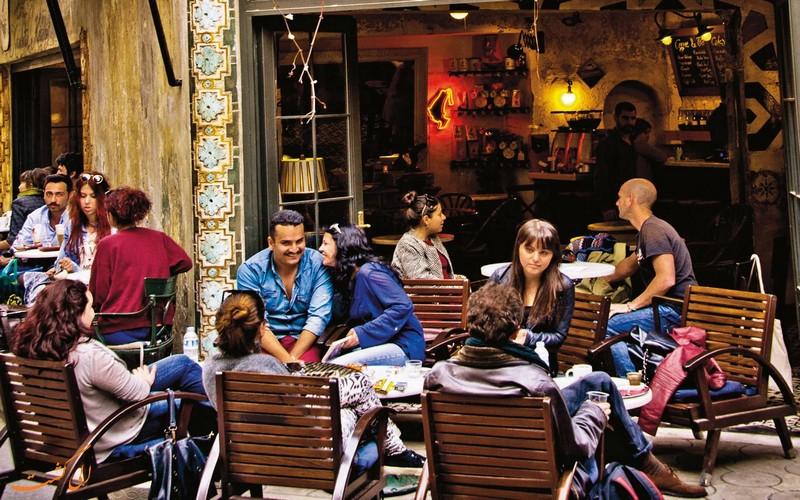 کافه های ترکیه