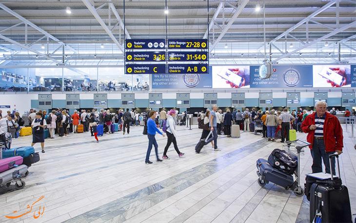 ترمینال فرودگاه گوتنبرگ