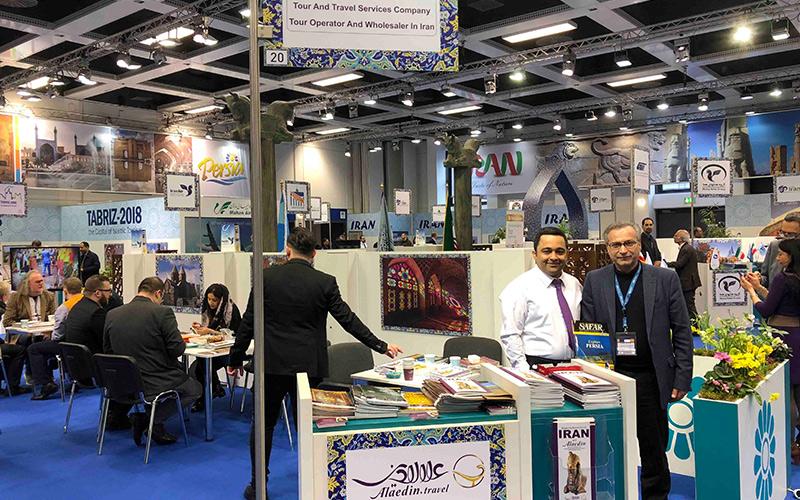 حضور ایران در 20 نمایشگاههای خارجی
