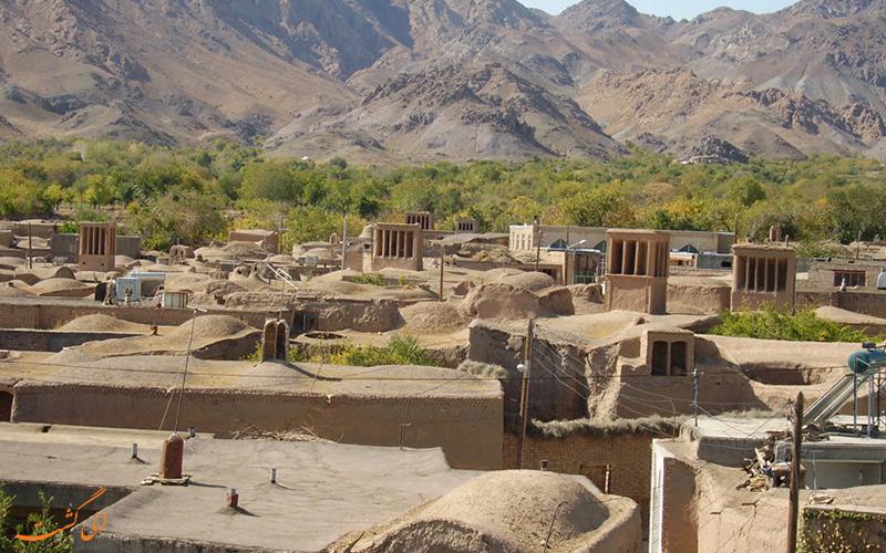 روستای سنو در گناباد