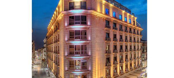 معرفی هتل زوریخ استانبول   4 ستاره