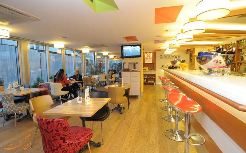 خدمات رفاهی تقسیم گونن هتل استانبول