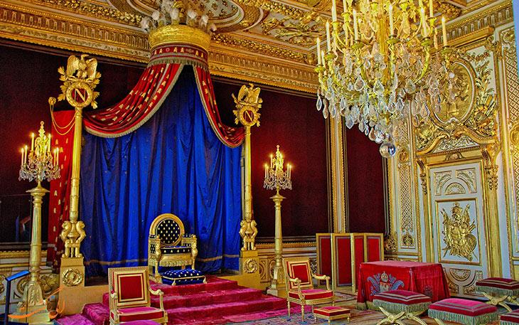 تخت های سلطنتی ناپلئون بناپارت