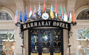 معرفی هتل بلو مارماری استانبول   4 ستاره