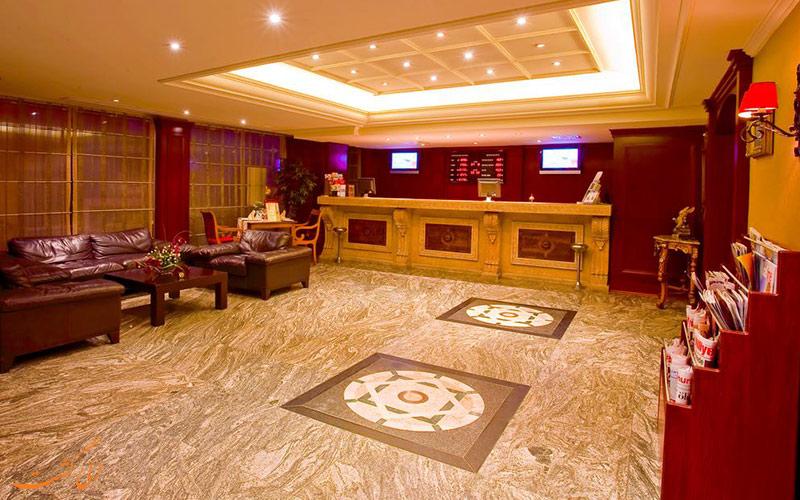 گرینپارک هتل تقسیم استانبول | The Green Park Hotel Taksim