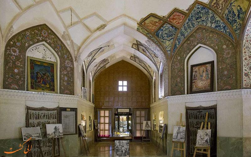 موزه ی باغ جهان نمای شیراز
