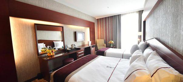 معرفی تقسیم گونن هتل استانبول   4 ستاره