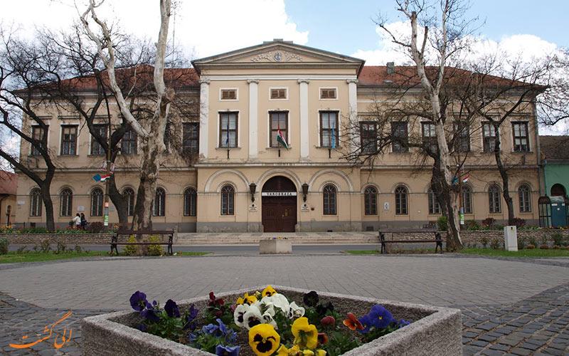 شهر یاسبرنی در مجارستان   Jászberény