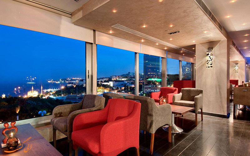 هتل استانبول هیلتون پارک