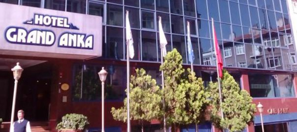 معرفی هتل گرند آنکا استانبول   4 ستاره