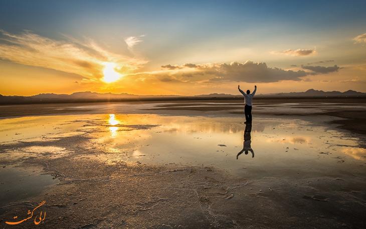 باران های اخیر جان دوباره ای به دریاچه ها بخشید