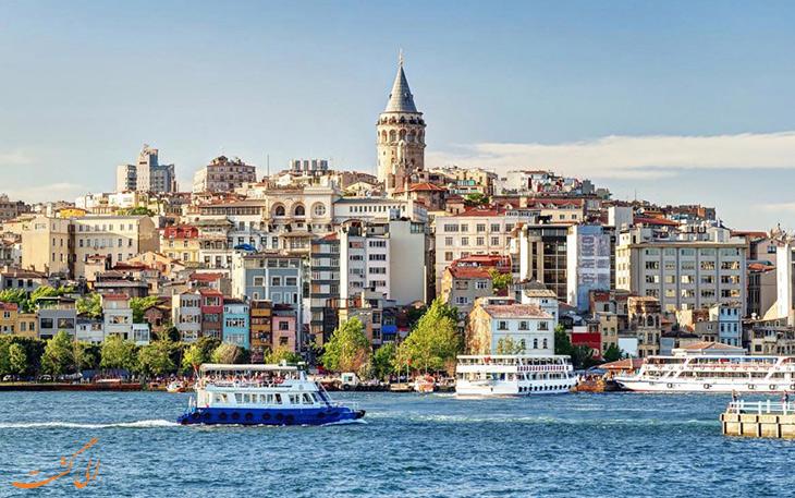 تور کروز استانبول