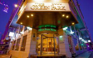 معرفی گرین پارک هتل تقسیم استانبول | 4 ستاره