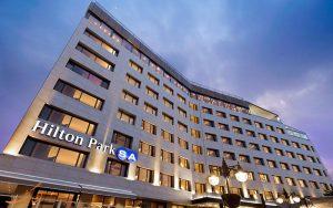 معرفی هتل استانبول هیلتون پارک | 4 ستاره