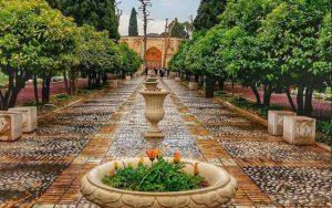 باغ جهان نما، قدیمی ترین باغ شیراز