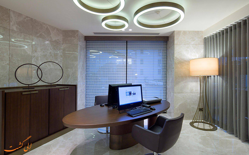 هتل استانبول هیلتون پارک | istanbul hilton park