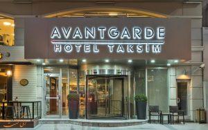 معرفی هتل آوانگارد تقسیم استانبول | 4 ستاره