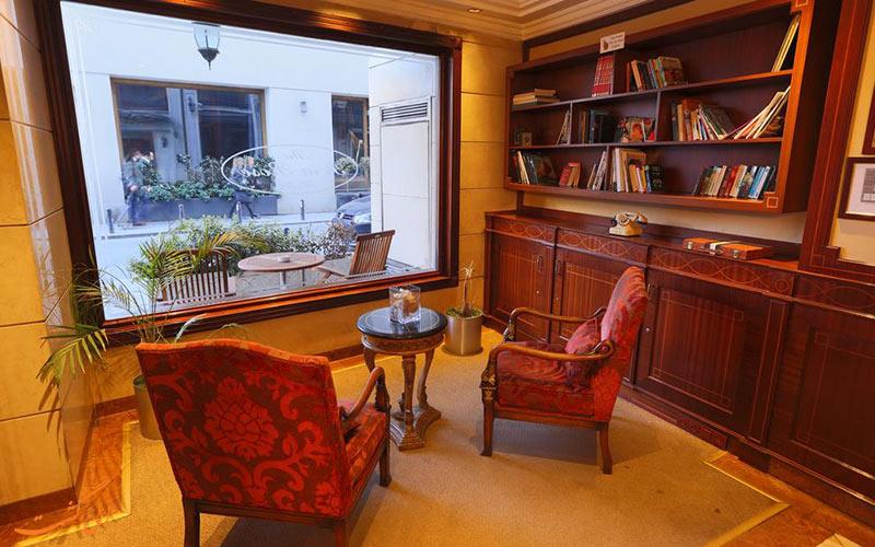 هتل پرا رز استانبول | Pera Rose Hotel istanbul