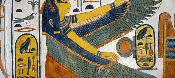 مشاغل زنان در مصر باستان