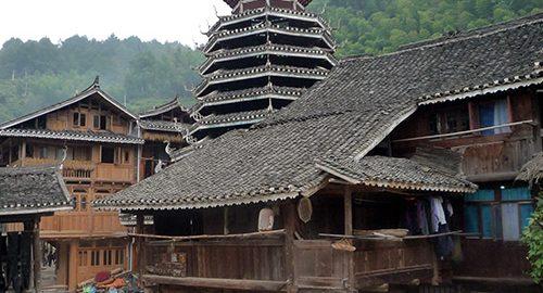 زیباترین شهرهای کوچک چین
