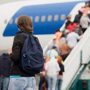 دلایل اخراج از هواپیما