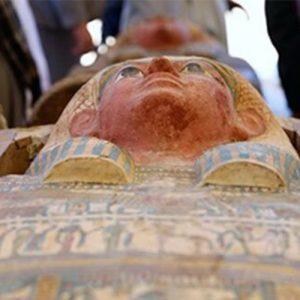 کشف مقبره های عظیم در الاقصر مصر پس از هزاران سال