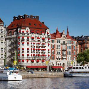 بهترین هتل های استکهلم