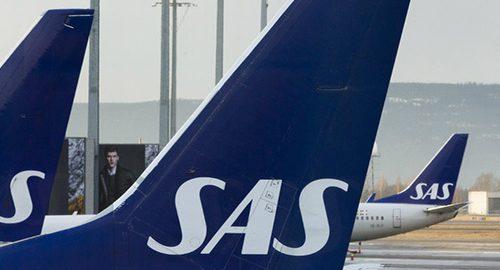 لغو پروازهای هواپیمایی اسکاندیناوی به دلیلی اعتصاب خلبانان