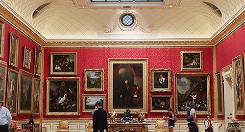 گالری ها و موزه های هنری جهان