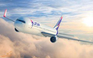 معرفی شرکت هواپیمایی تام ایرلاینز برزیل
