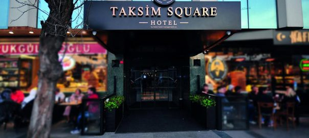 هتل اوتومون پالاس استانبول   taksim square hotel istanbul turkey